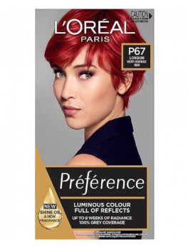 L'Oreal Paris Preference Luminous Color Full Of Reflects P67 London in Bangladesh