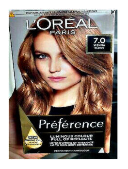 L'Oreal Paris Preference Luminous Color Full Of Reflects 7.0 Vienna in Bangladesh