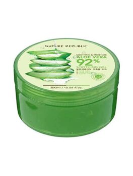 Nature Republic Soothing & Moisture Aloe Vera 92% Soothing Gel in Carnesia