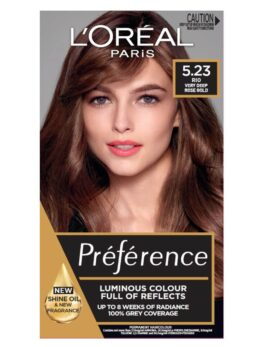 L'Oreal Paris Preference Luminous Color Full Of Reflects 5.23 Rio in Bangladesh