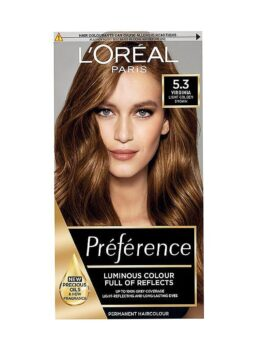 Loreal Paris Preference Luminous Colour Full Of Reflects 5.3 Virginia in Carnesia