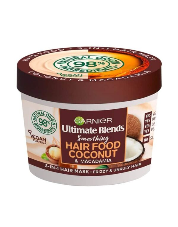 Garnier Ultimate Blend Hair Food Cocoa and Macadamia in Bangladesh