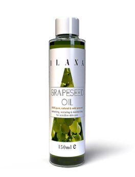 Ilana Grapeseed Oil - 150ml in Bangladesh