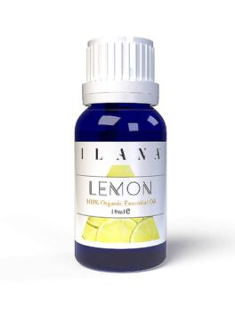 Ilana Lemon 100% Organic Essential Oil - 10ml  in Dhaka