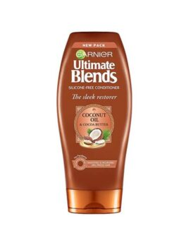 Garnier Ultimate Blends Coconut Oil Hair Conditioner 360ml in Carnesia