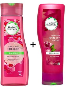 Ignite My Colour Shampoo & Conditioner in BD