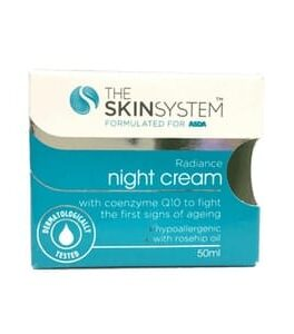 ASDA Radiance Night Cream 50Ml in Carnesia