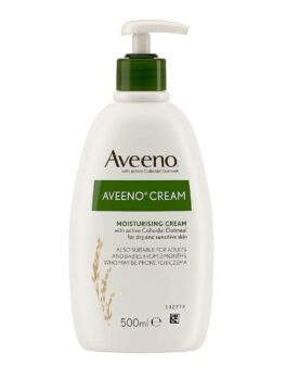 Aveeno Moisturising Cream 500Ml in Bangladesh