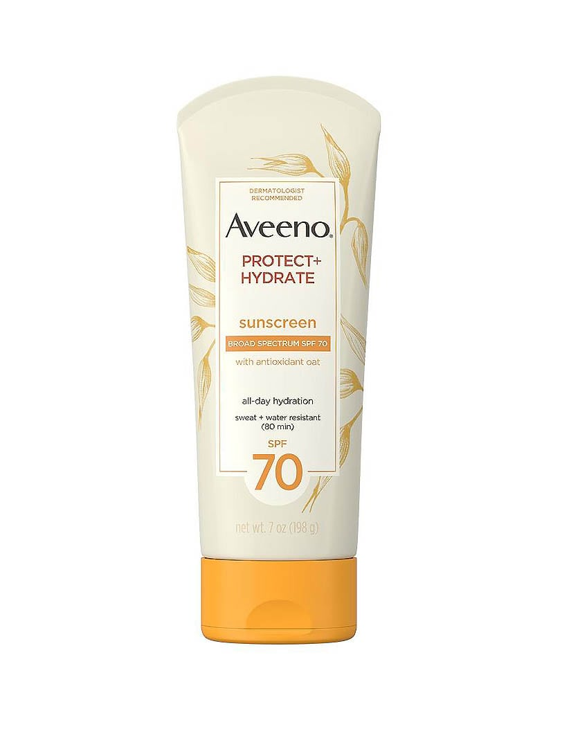 Aveeno Protect + Hydrate Lotion SPF 70 85g in Bangladesh