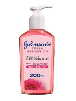 Johnson's Fresh Hydration Micellar Cleansing Jelly 200ML in Bangladesh
