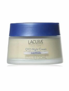 LaCura Anti-Wrinkle Night Cream 50Ml- Q 10 in Bangladesh