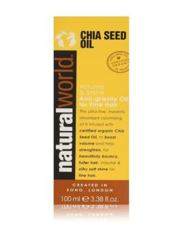 Natural World Chia Seed Oil in Bangladesh