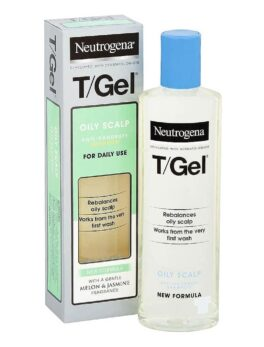 Neutrogena T/Gel Oily Scalp Anti Dandruff Shampoo 250ml in Bangladesh