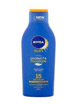 Nivea Protect and Moisture Sun Lotion 200 ml-15 Medium in Bangladesh