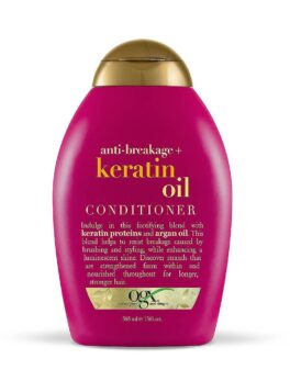 OGX Anti-Breakage + Keratin Oil Conditioner 385ml in Bangladesh