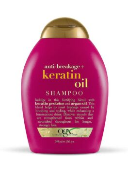 OGX Anti-Breakage + Keratin Oil Shampoo 385Ml in Bangladesh