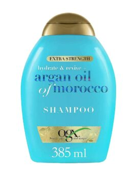 OGX Hydrate and Revive + Argan Oil of Morocco Shampoo 385ml in Bangladesh