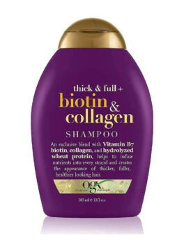 OGX Thick and Full + Biotin and Collagen Shampoo 385Ml in Bangladesh