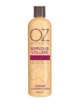 Xpel OZ Botanics Serious Volume Shampoo 400ml in Bangladesh