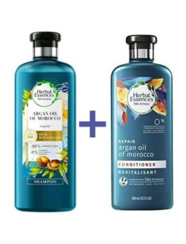 Herbal Essences Bio:renew Argan Oil Of Morocco Shampoo + Conditioner 400ml in Bangladesh