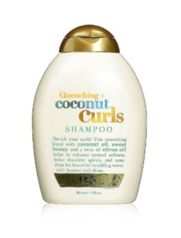 OGX Quenching + Coconut Curls Shampoo 385 Ml in Bangladesh