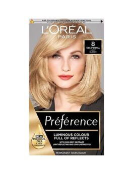 L'Oreal Paris Preference Luminous Color Full Of Reflects - 08 California in Bangladesh