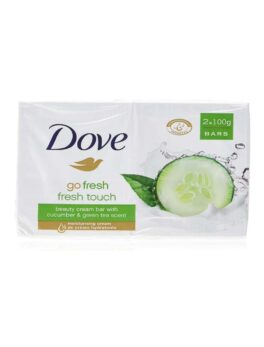 Dove Soap-Fresh Touch in Carnesia