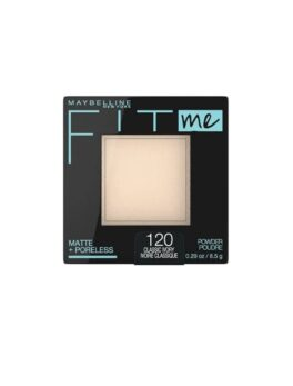 Maybelline Fit Me Matte + Porless Pressed Powder-120 in Bangladesh