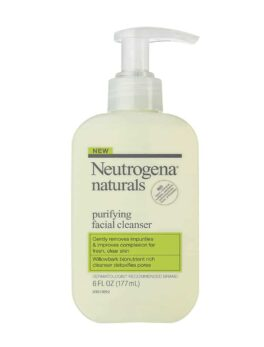 Neutrogena Naturals Purifying Facial Cleanser in Bangladesh