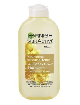 Garnier Nourishing Botanical Toner 200 ml -Flower Honey in Bangladesh