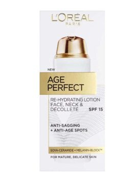 L'Oreal Age Perfec Re HyDrating Lotion SPF 15 in Bangladesh