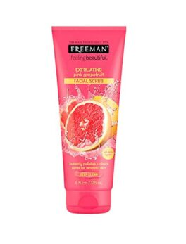 Freeman Pink Grapefruit Facial Scrub-Pink Grapefruit in Bangladesh