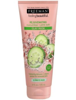 Freeman Rejuvenating Cucumber & Pink Salt Clay Mask in Bangladesh