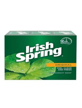 Irish Spring Feel Clean and Fresh - Original in Bangladesh