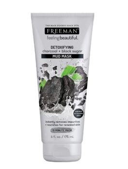 Freeman Detoxifying Charcoal +Black Sugar Mud Mask in Bangladesh