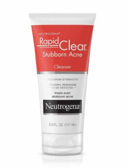 Neutrogena Rapid Clear Stubborn Acne Cleanser in Carnesia