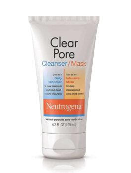 Neutrogena Pore Cleanser/Mask in Bangladesh