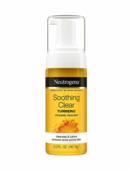 Neutrogena Soothing Clear Turmeric Mousse Cleanser in Bangladesh