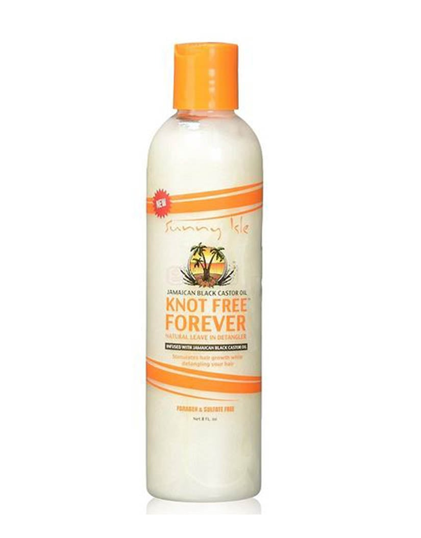 Sunny Isle Jamaican Knot Free Forever Hair Treatment in Carnesia