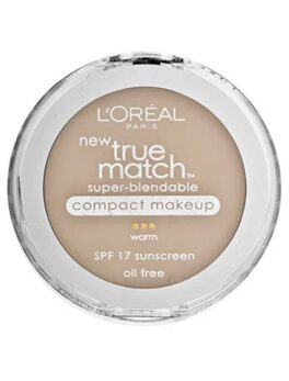 L'Oréal Paris True Match Compact Makeup - W4 Natural Beige in Bangladesh