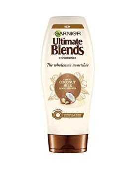Garnier Ultimate Blends Hair Conditioner- Coconut Milk & Macadamia in Carnesia