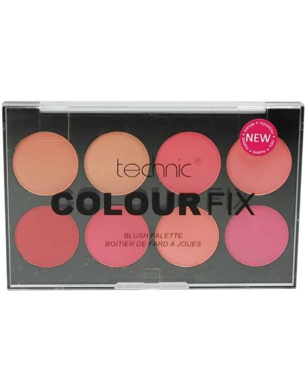 Technic Colour Fix Blush Palette in Bangladesh