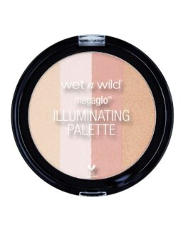 Wet N Wild MegaGlo Illuminating Palette-320 Catwalk Pink in Bangladesh