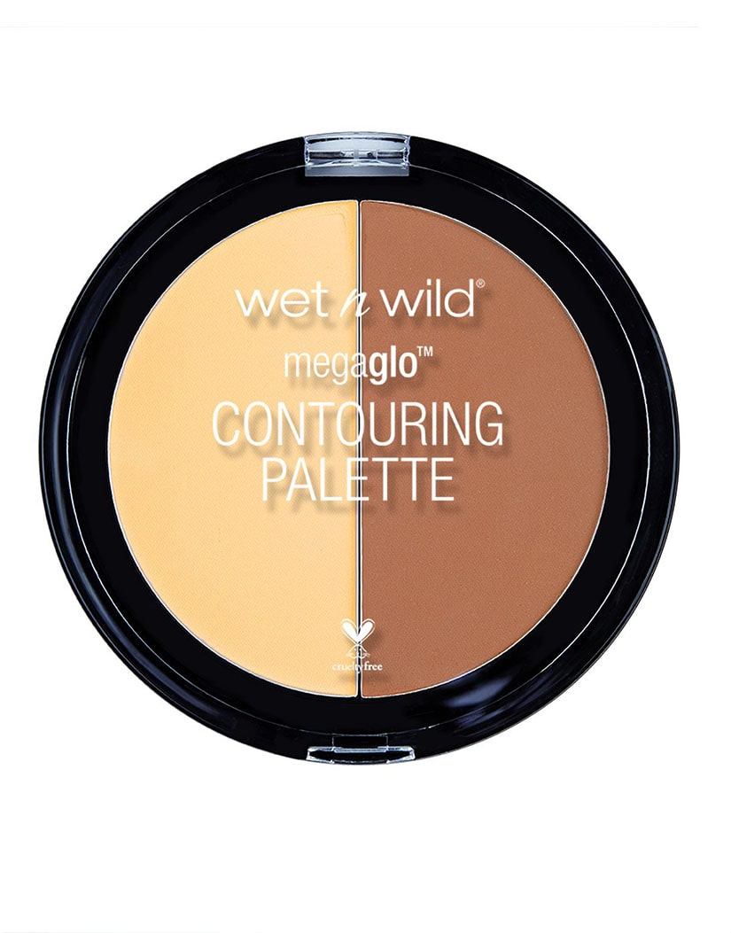 Wet N Wild MegaGlo Contouring Palette - 750A Caramel Toffee in Bangladesh