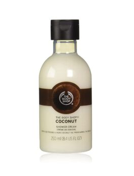 The BodyShop Coconut Shower Cream 250ml in Bangladesh