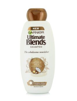Garnier Ultimate Blends Shampoo Coconut Milk & Macadamia 360ml in bangladesh
