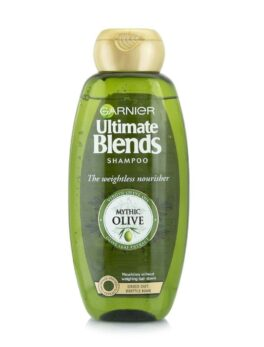 Garnier Ultimate Blends Shampoo Mythic Olive 360ml in bangladesh