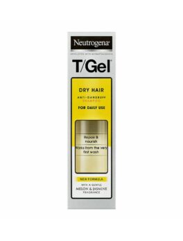 Neutrogena T/Gel Dry Hair Anti-Dandruff Shampoo for daily use 125ml in Bangladesh