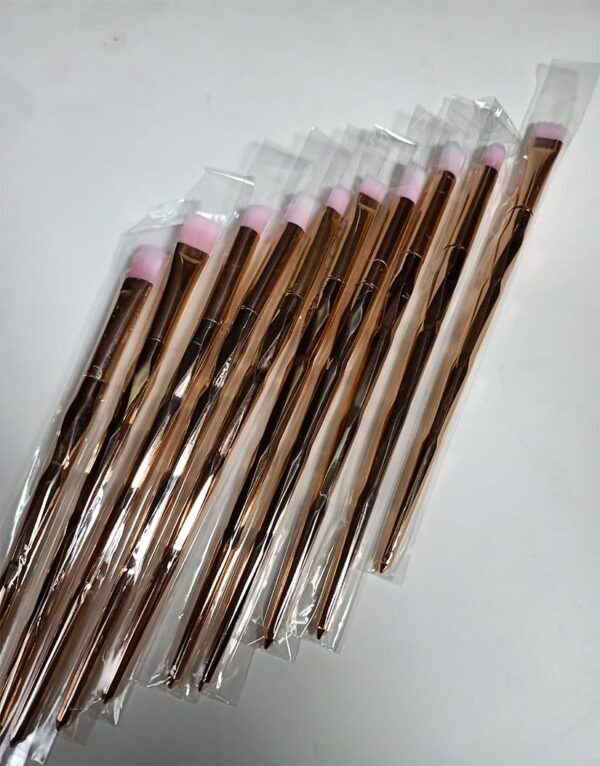 10 Pcs Eye Brush Set in Bangladesh
