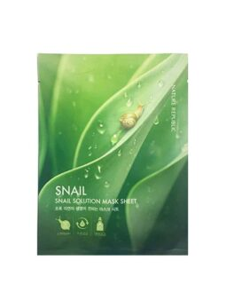 Nature Republic SNAIL Solution Sheet Mask in Bangladesh